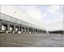 Секционные промышленные ворота HORMANN DPU