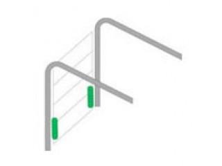 Гаражные секционные ворота Alutech Standard