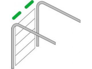 Гаражные секционные ворота Alutech Classic